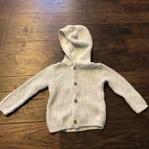 Carter's knit sweater